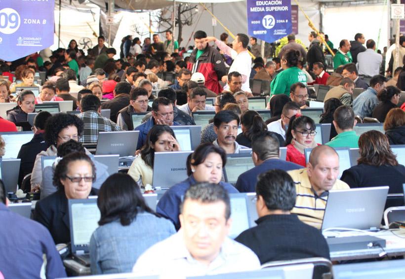 Algunos regularizados de la S-22 sí se evaluaron | El Imparcial de Oaxaca