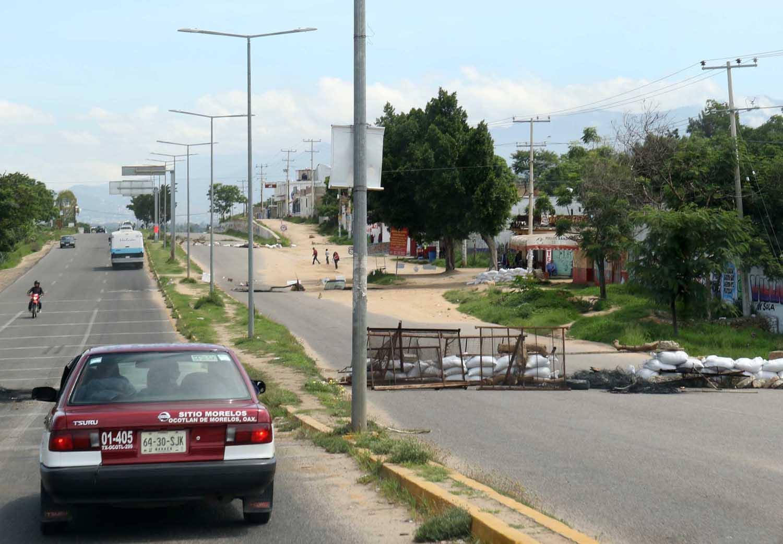 Se niegan a retirar bloqueo en Zaachila | El Imparcial de Oaxaca