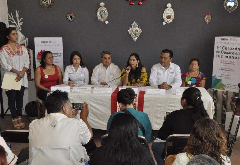 Anuncian Expo Artesanal  del 15 al 27 de julio | El Imparcial de Oaxaca