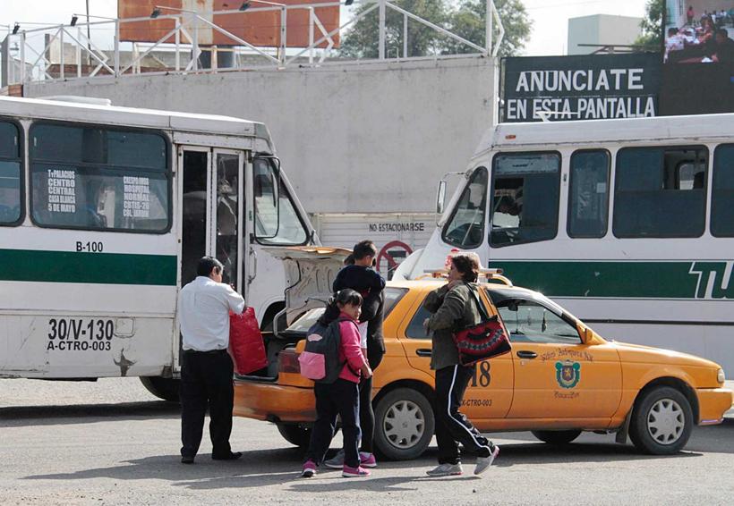 Vuelven a bloquear regularizados en Oaxaca   El Imparcial de Oaxaca