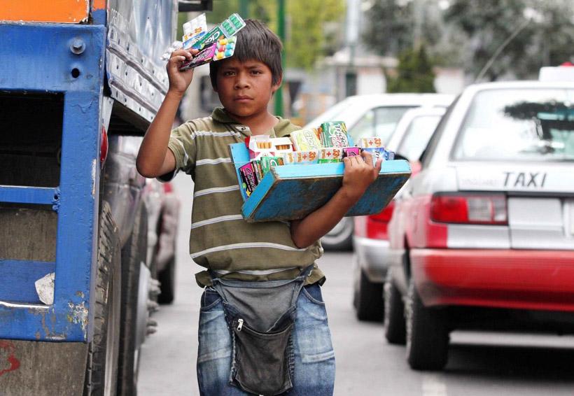 Aumentan niños en situación laboral en Oaxaca | El Imparcial de Oaxaca