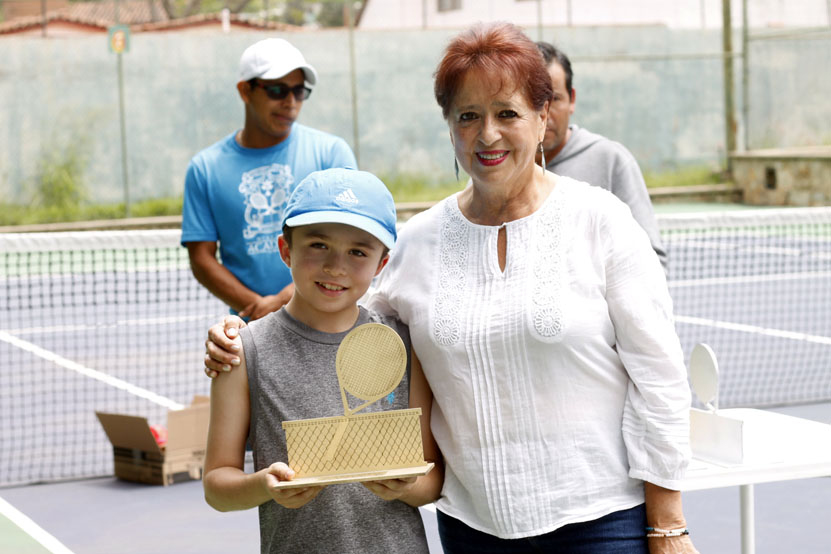 Culmina Primer Torneo de tenis 250 | El Imparcial de Oaxaca