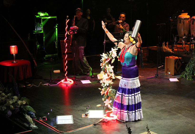 Prepara Lila Downs otro concierto en Oaxaca | El Imparcial de Oaxaca
