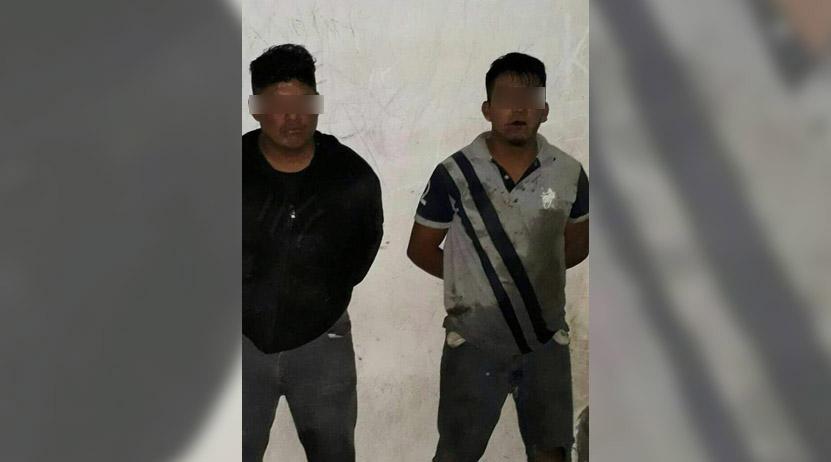 Presos por asalto en negocio en Tlaxiaco | El Imparcial de Oaxaca