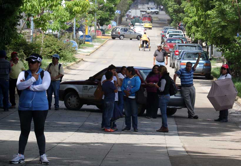 Activa S-22 protestas  este fin de semana en Oaxaca | El Imparcial de Oaxaca