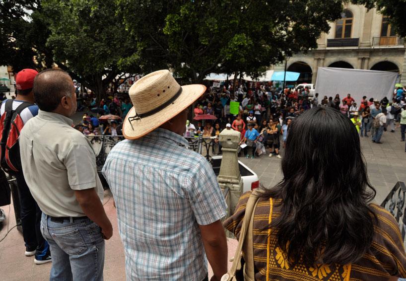 Va Sección 22 por plantón y boicot a la Guelaguetza | El Imparcial de Oaxaca