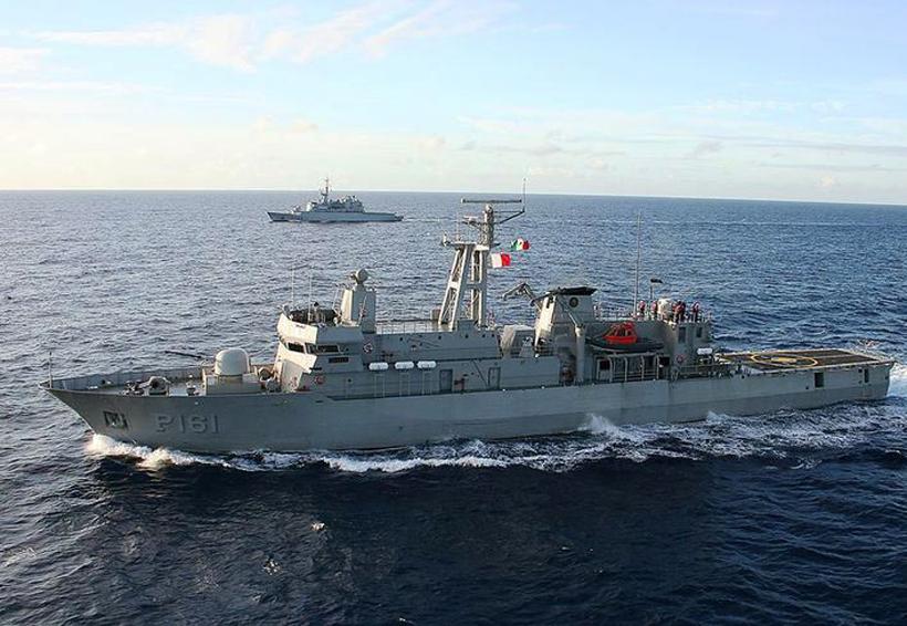 Marina realizará pruebas de  tiro a bordo de patrulla naval en el Istmo   El Imparcial de Oaxaca