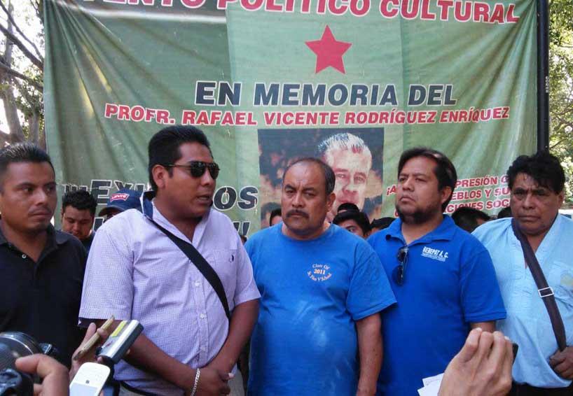 """""""No es un juego, vamos por Don Pachito"""": fiscal   El Imparcial de Oaxaca"""