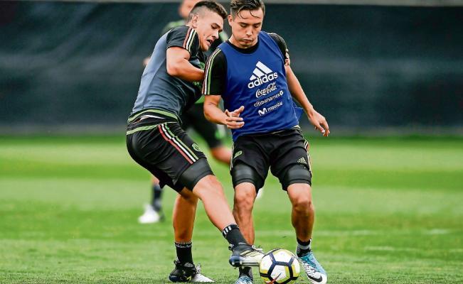 Tri juega contra equipo amateur | El Imparcial de Oaxaca