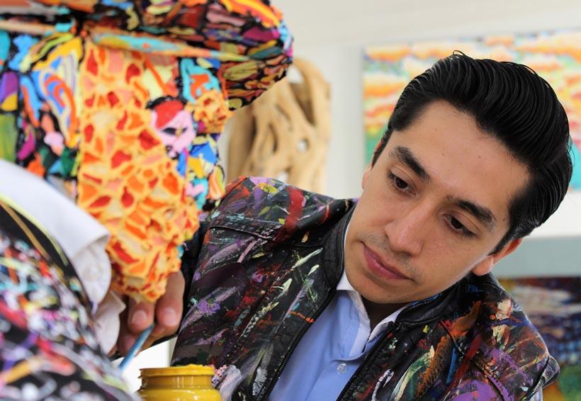 Pablo Esteban, ver desde dos culturas, desde dos raíces | El Imparcial de Oaxaca