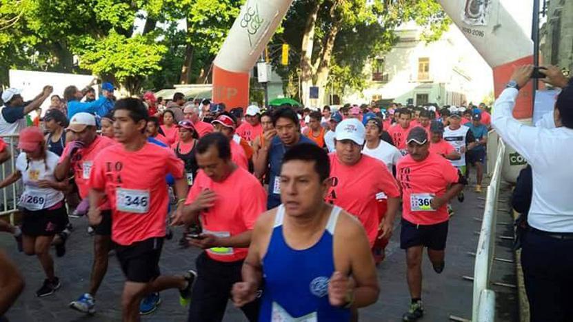 Carrera Donají se va   El Imparcial de Oaxaca
