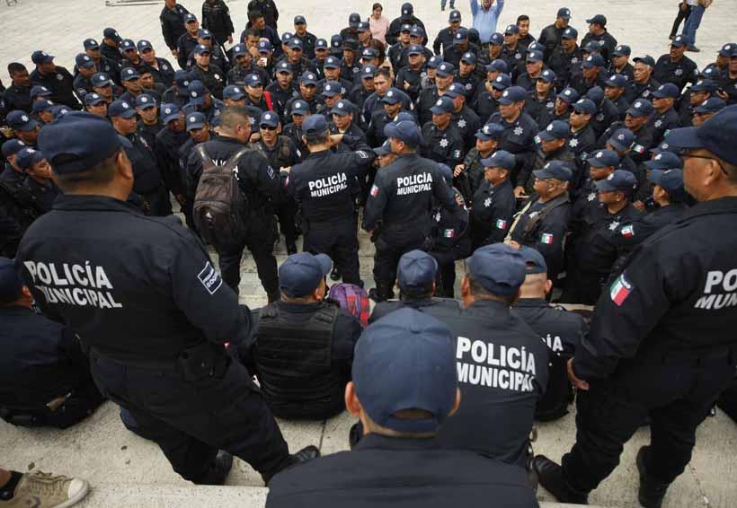 Policías de Oaxaca, con los salarios más bajos | El Imparcial de Oaxaca