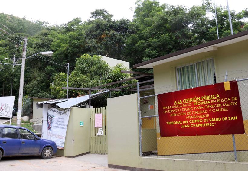Reportan más anomalías en los centros de salud de Oaxaca | El Imparcial de Oaxaca