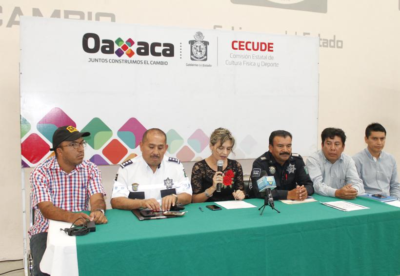 Presentan Clásica del Lunes del Cerro   El Imparcial de Oaxaca