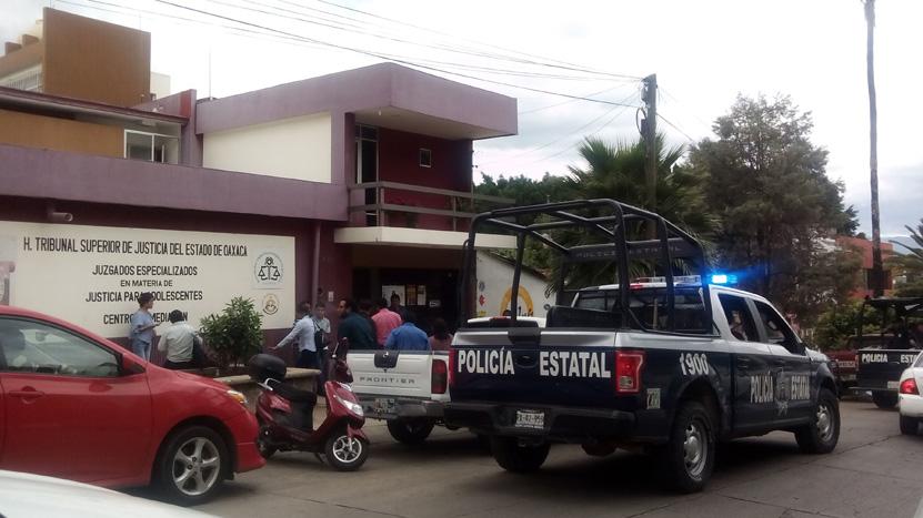 ¡Vinculados  a proceso! en Oaxaca   El Imparcial de Oaxaca