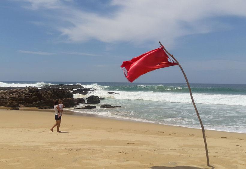 Golpea mar de fondo costas oaxaqueñas | El Imparcial de Oaxaca