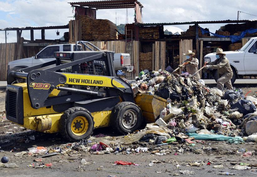 Vigilarán que no tiren desechos en la calle | El Imparcial de Oaxaca