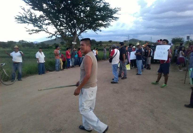 En Oaxaca se unen más comunidades contra el FP 14 de Junio | El Imparcial de Oaxaca