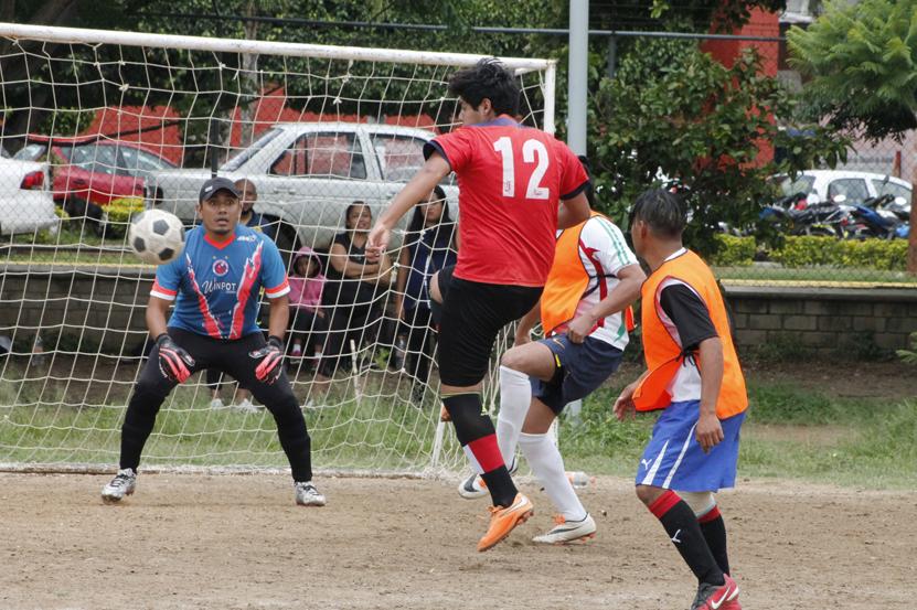 Jornada de goles y buenos partidos en el balpi bol   El Imparcial de Oaxaca