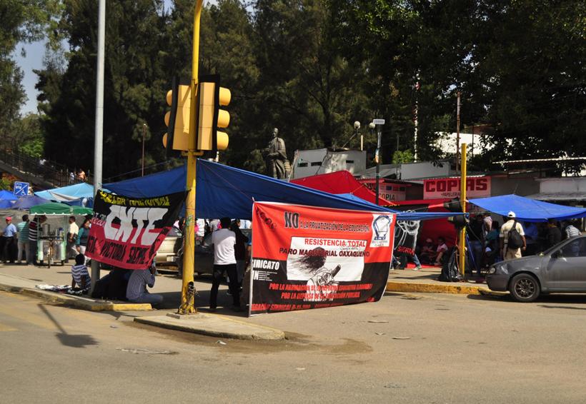 No se negocia devolver  IEEPO a la S-22: Murat | El Imparcial de Oaxaca