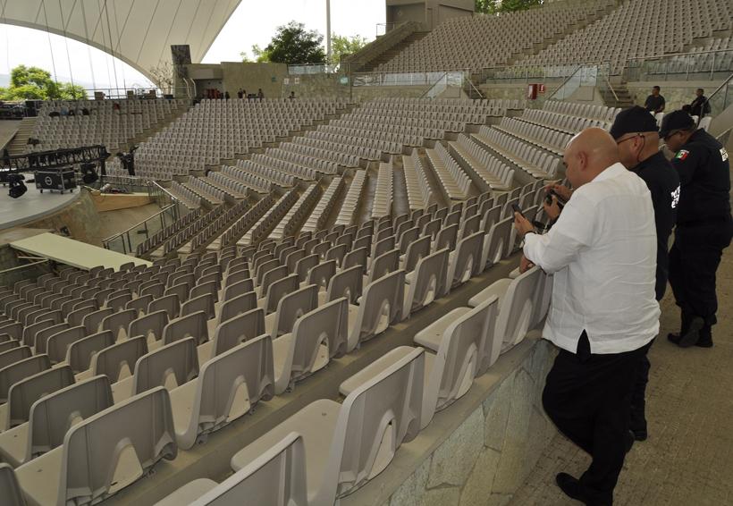 En el Auditorio Guelaguetza abren palcos desde las 18:00 horas | El Imparcial de Oaxaca