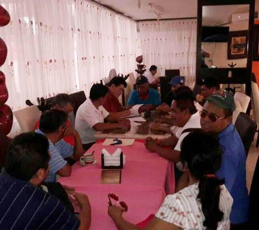 En Salina Cruz Urbaneros y taxistas pactan acuerdo para circular en las Salinas | El Imparcial de Oaxaca
