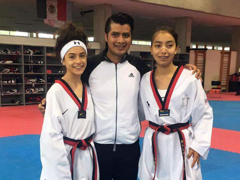 Dos oaxaqueñas a Selección Nacional de Taekwondo   El Imparcial de Oaxaca