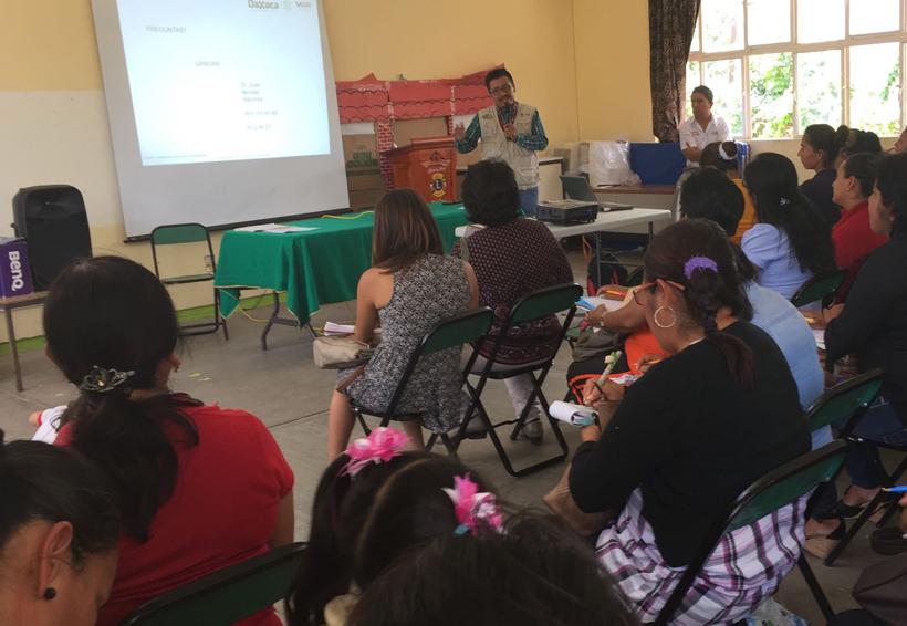 Van ocho brotes del  virus Coxsackie en  la Mixteca: SSO | El Imparcial de Oaxaca