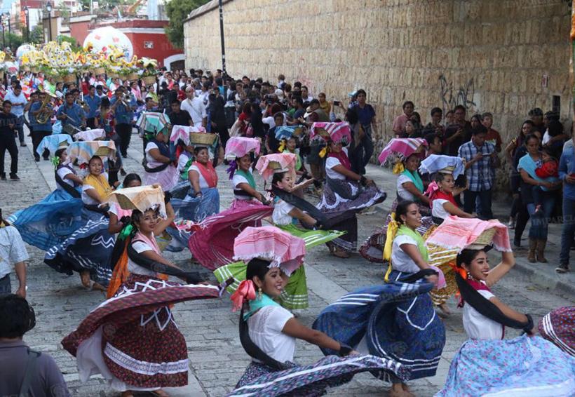 Se realiza convite de delegaciones de Valles Centrales | El Imparcial de Oaxaca