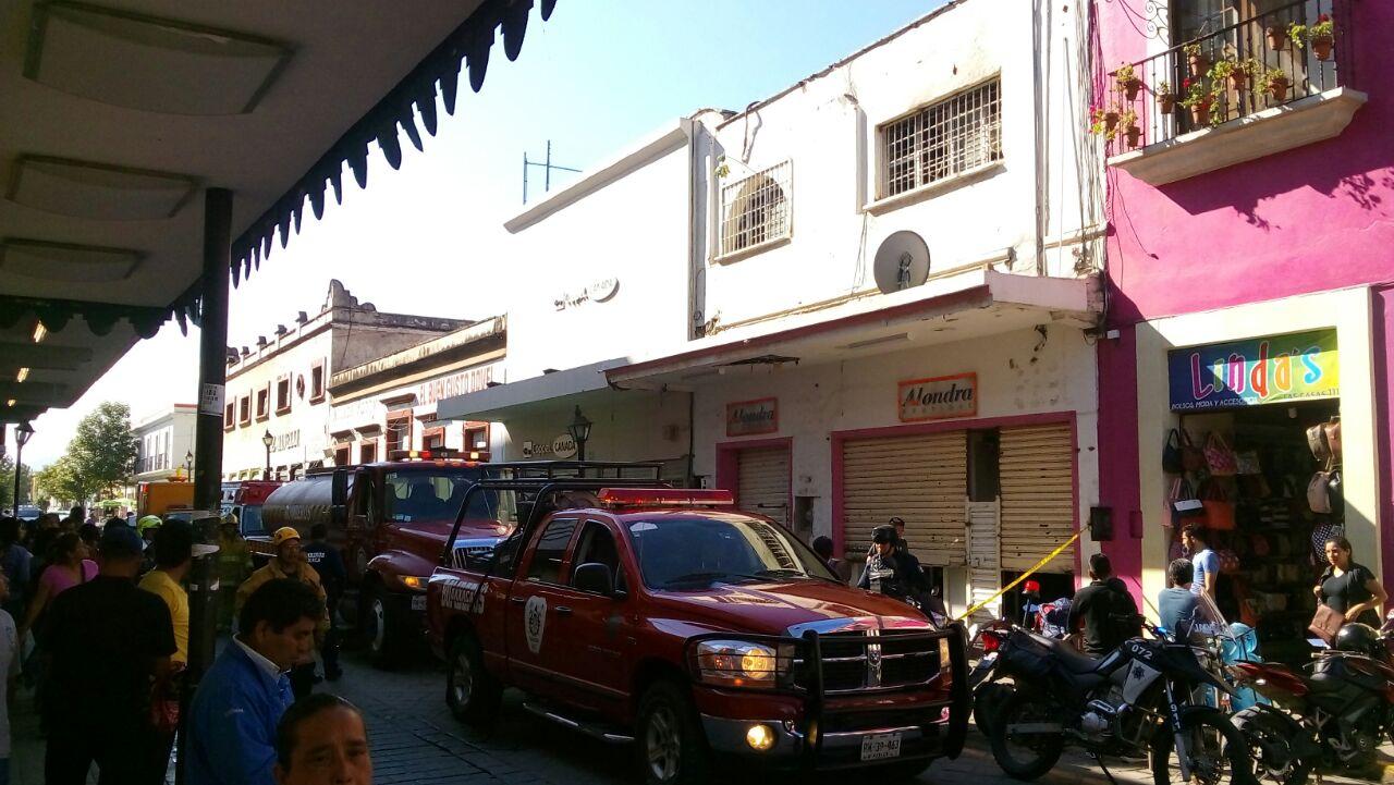 Cerrado el paso en Las Casas por supuesto incendio   El Imparcial de Oaxaca