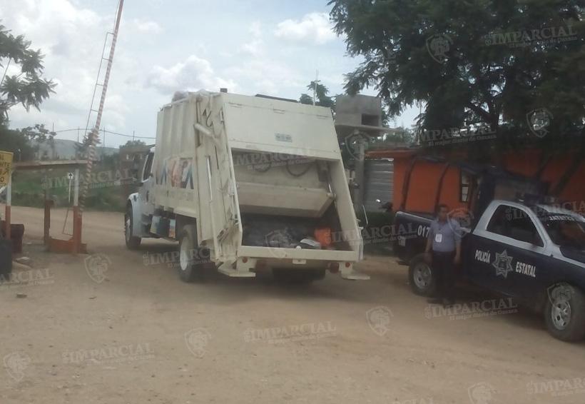 Ingresan los primeros camiones recolectores al basurero municipal de Oaxaca | El Imparcial de Oaxaca