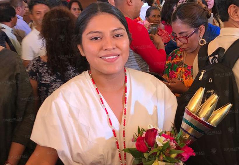 Rebeca Santibañez, Diosa Centéotl 2017 | El Imparcial de Oaxaca