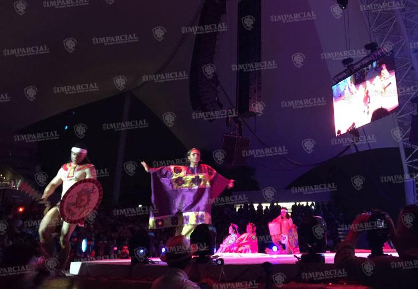 Donají, la leyenda; ballet folclórico de Oaxaca realiza la representación en el Auditorio Guelaguetza | El Imparcial de Oaxaca