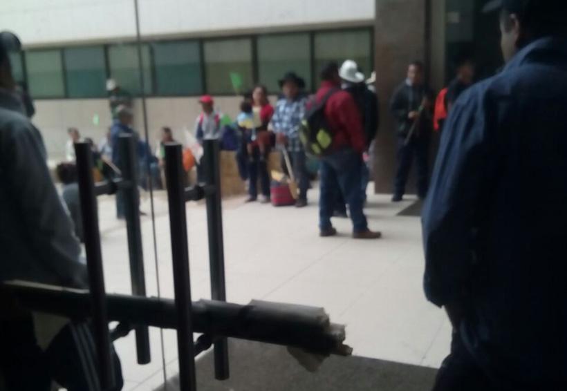 Bloquean edificio María Sabina en Ciudad Judicial | El Imparcial de Oaxaca