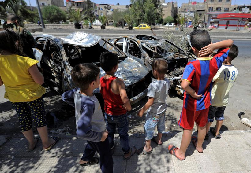 Niños de Mosul sufren daños sicológicos tras guerra: Save the Children | El Imparcial de Oaxaca
