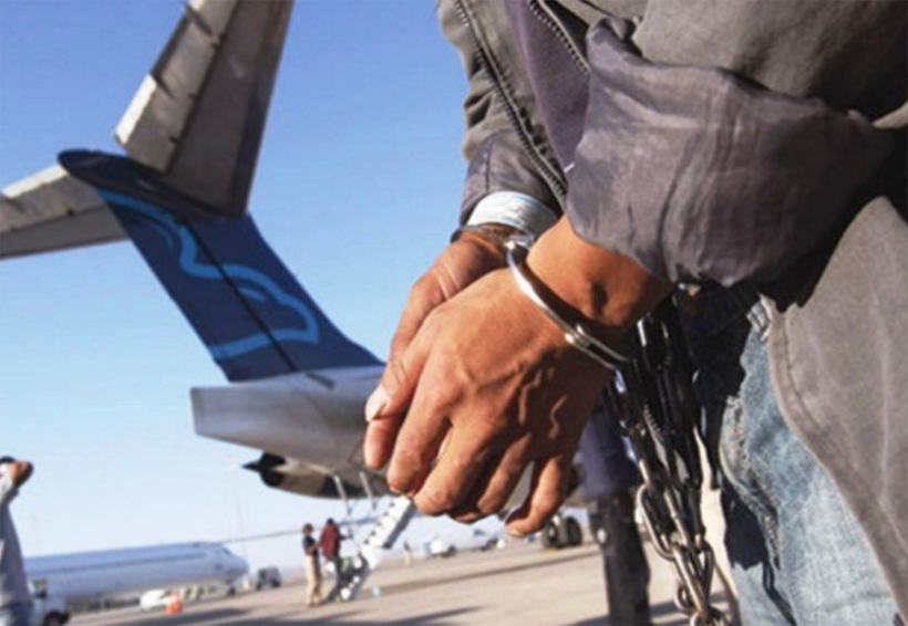 Entrega EU a fugitivo mexicano acusado de homicidio | El Imparcial de Oaxaca