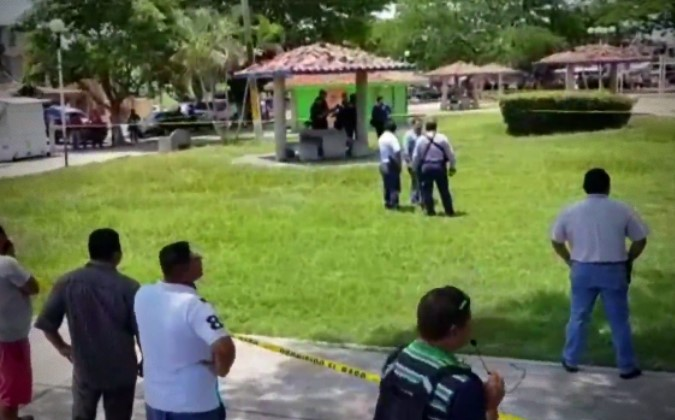 Captan en video agonía de cuatro personas acribilladas a balazos (video) | El Imparcial de Oaxaca