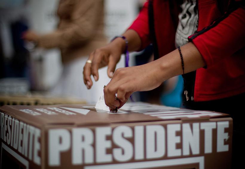 A un año de las elecciones presidenciales, el voto se divide entre PAN, Morena y PRI | El Imparcial de Oaxaca
