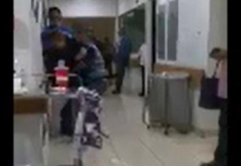 Familiares de paciente agreden a enfermera en IMSS de Tlalnepantla | El Imparcial de Oaxaca