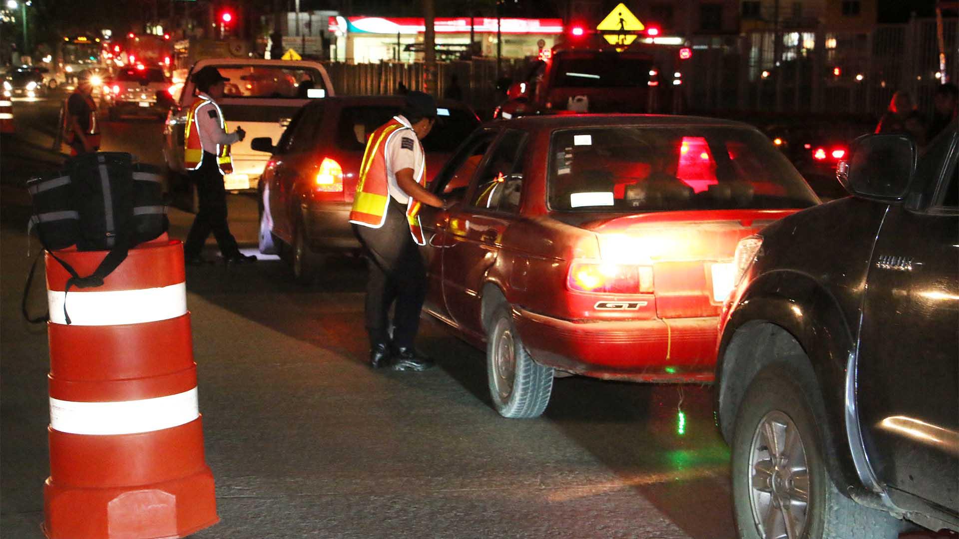 Apresan a 14 al conducir ebrios en Oaxaca | El Imparcial de Oaxaca