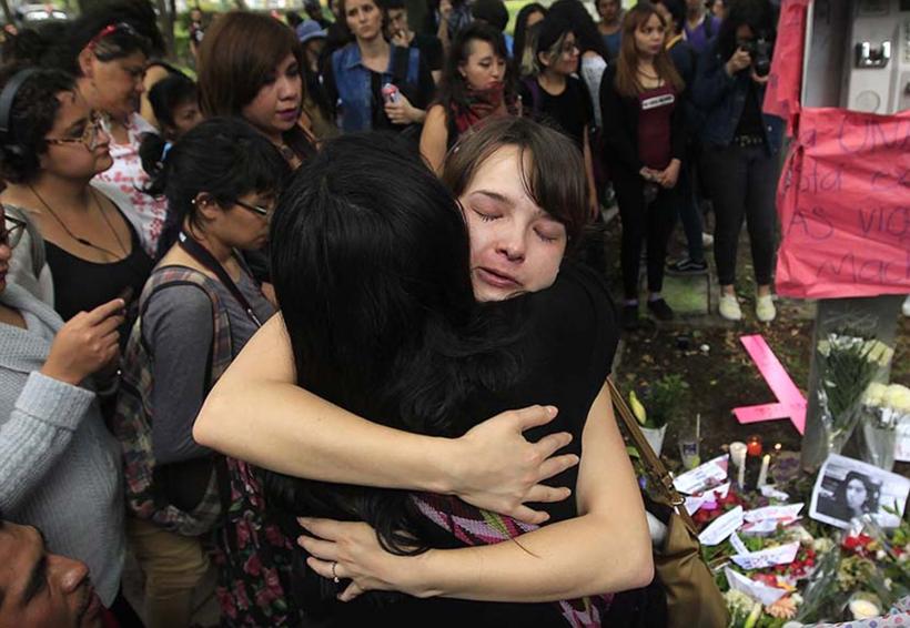 Caso 'Lesvy' debe investigarse como femenicidio: UNAM | El Imparcial de Oaxaca