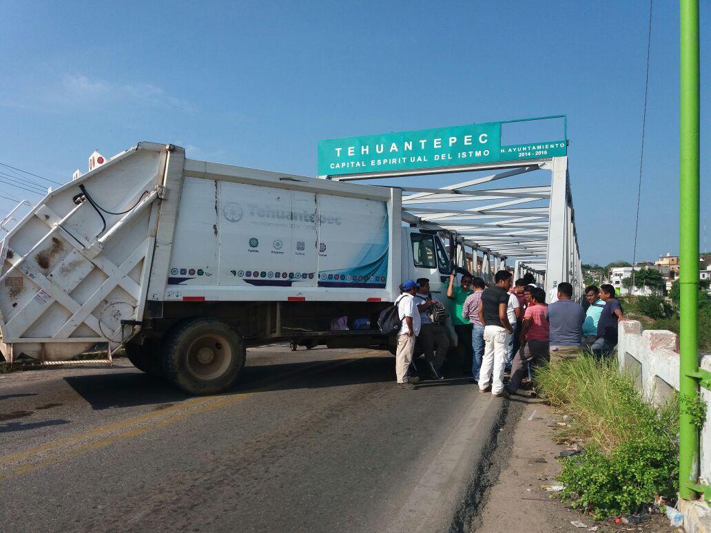 Gobierno de Tehuantepec apuesta a la  paz social, sin favoritismos sindicales | El Imparcial de Oaxaca