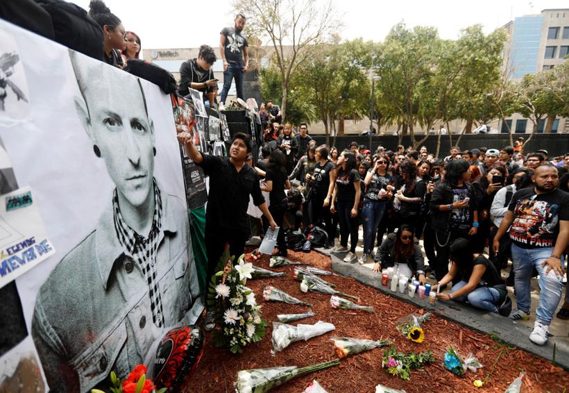 Miembros de Linkin Park 'devastados' tras suicidio de Chester Bennington   El Imparcial de Oaxaca