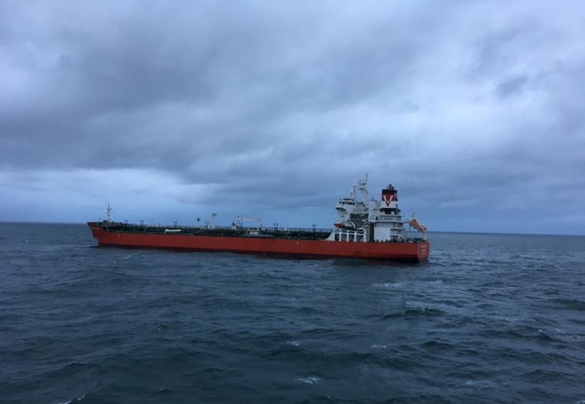 Buque petrolero choca contra otro de carga en el canal de la Mancha   El Imparcial de Oaxaca