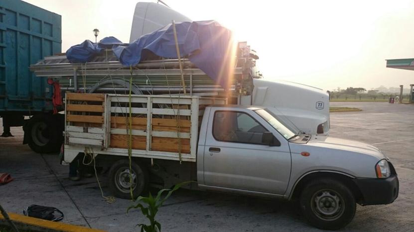 Roban camioneta  en la colonia Ermita | El Imparcial de Oaxaca