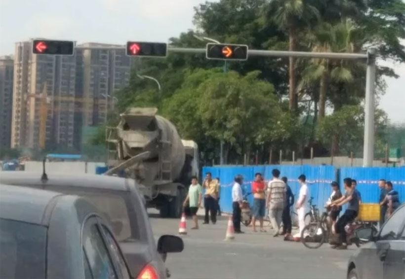 Video: Camión de cemento arrolla y mata a toda una familia   El Imparcial de Oaxaca