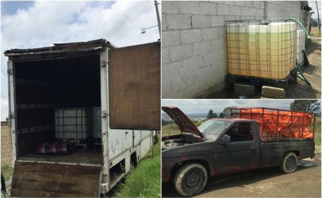 Decomisan 21 vehículos de huachicoleros en Puebla | El Imparcial de Oaxaca