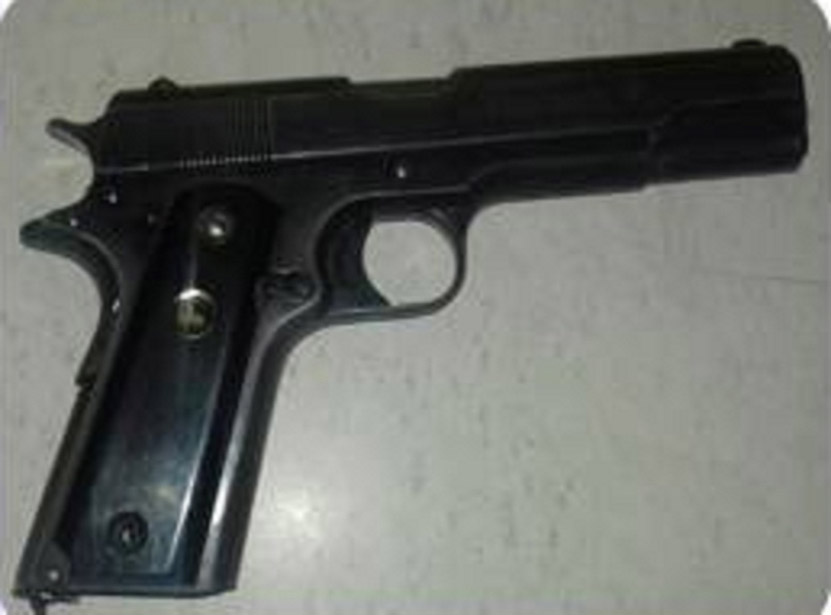 Presumía un arma en Huajuapan de León; lo detienen | El Imparcial de Oaxaca