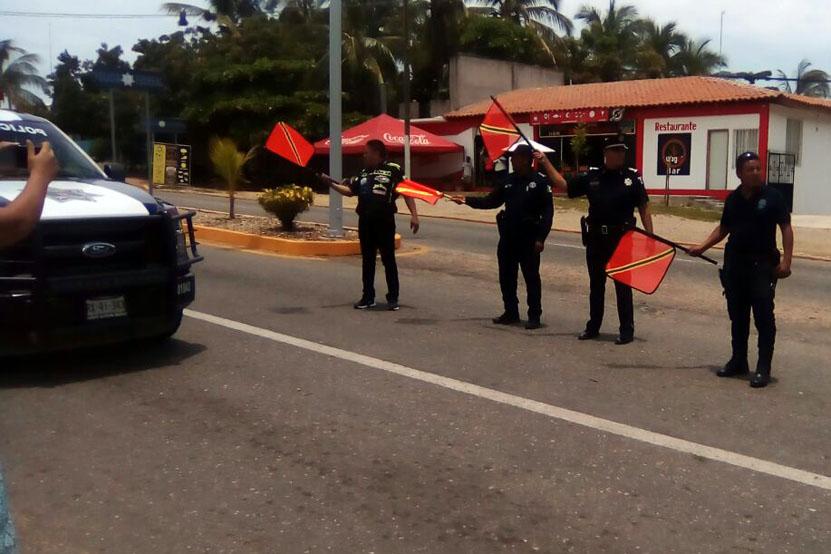 Inicia Operativo Verano   El Imparcial de Oaxaca