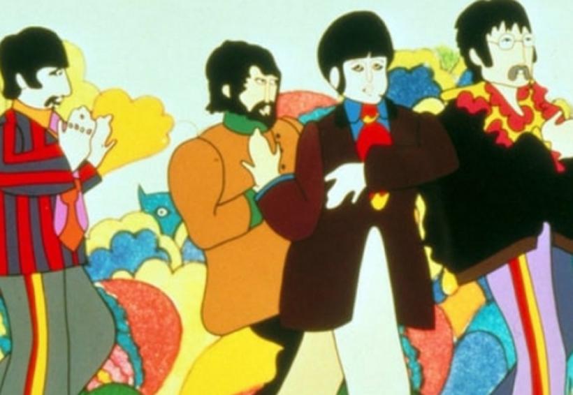 Convertirán en cómic la película de The Beatles 'Yellow Submarine' | El Imparcial de Oaxaca